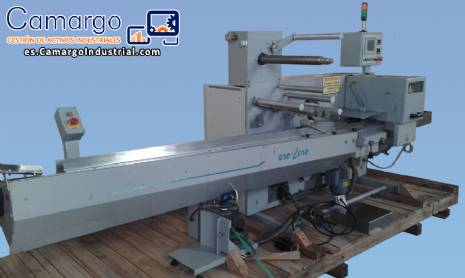 Envasadora horizontal Flow Pack Cavanna