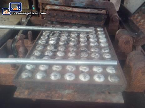 Horno industrial para tableros de obleas