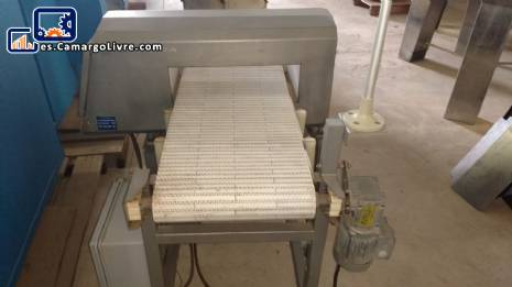 Detector de metales Brapenta