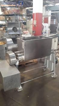 Mezclador industrial sigma 150 L Fabbe