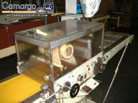 Máquina de envoltura para chocolate Sollich