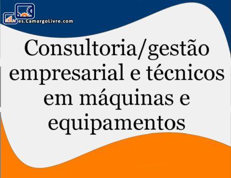 Equipos y máquinas de consultoría técnica