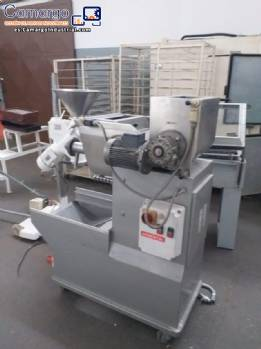 Extrusora de pasta corta 50 kg h