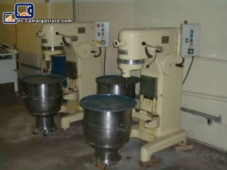 Fabricante de mezclador planetario industrial Amadio