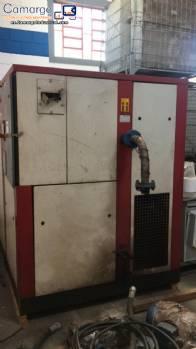 Compresor de tornillo para baja presión Chicago