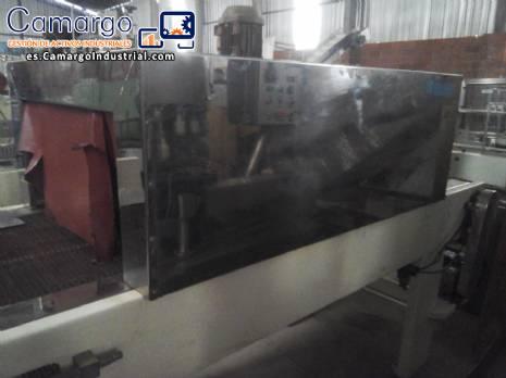 Monoblock automático máquina de la prensa