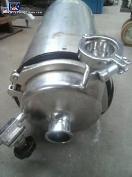 Plumat bomba de transferencia de acero inoxidable