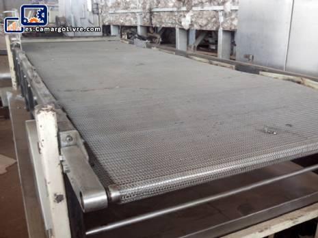 Extracción y refrigeración de las marcas de bala Sollich