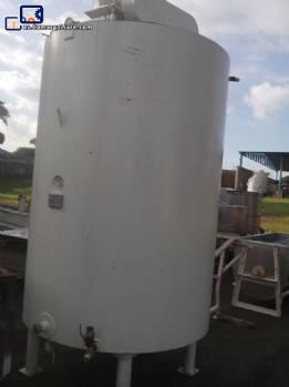 Tanque de acero al carbono de 3500 litros marca de Apema