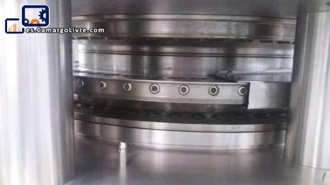 Compresor de pastillas rotativas Kilian Europa