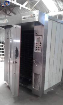 Horno rotatorio industrial Perfecta