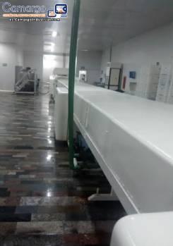 Túnel de enfriamiento Hebleimar