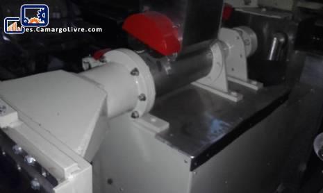 Extrusor de goma de mascar con 4 y 6 filas en acero inoxidable