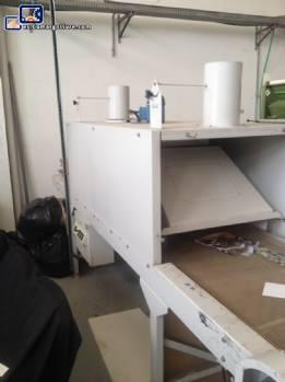 Efecto invernadero industrial SMES Metalinox 02/800