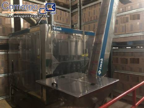 Máquina de llenado rotativa IMSB