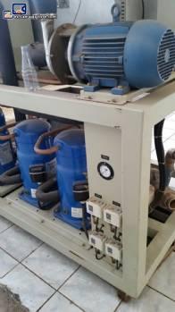 120 1000 k.cal/h de enfriador de agua condensación
